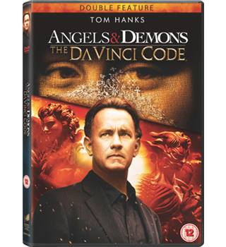 Angels & Demons + The Da Vinci Code (2 in 1 DVD)