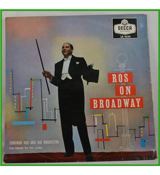 Ros On Broadway - Edmundo Ros And His Orchestra - 4264