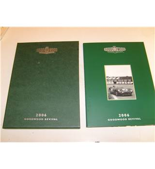 Goodwood Revival Meeting 2006 DVD in slipcase Region 2 127 mins playing time in very good / excellent condition