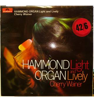 Hammond Organ Light And Lively - Cherry Wainer - 583 570