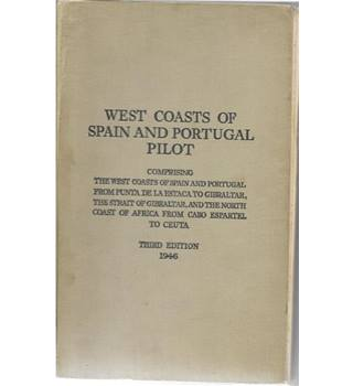 West Coasts of Spain and Portugal Pilot