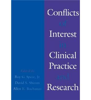 Conflicts of Interest in Clinical Practice and Research
