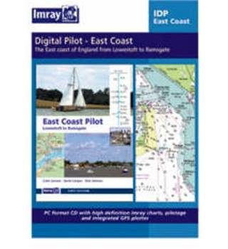 Imray Digital Pilot - East Coast