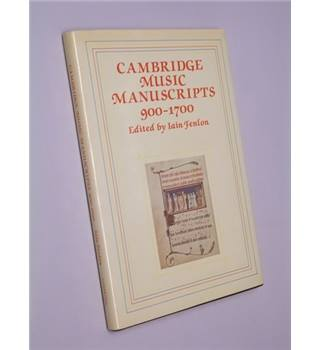 Cambridge Music Manuscripts, 900-1700