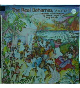 The Real Bahamas, Volume II - Various - H-72078