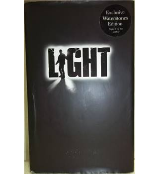 Light-First Edition; Rare Signed copy