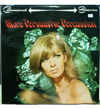 More Persuasive Percussion - Various - SCMD 503