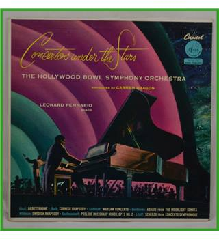 Concertos Under The Stars - The Hollywood Bowl Symphony Orchestra - 8326