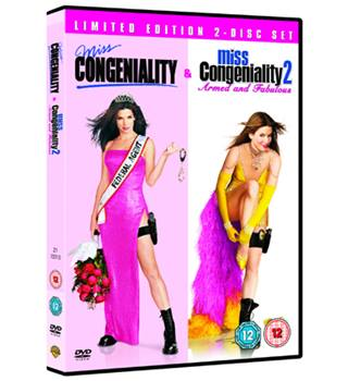 Miss Congeniality 1 and 2 15