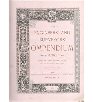 The Engineers' and  Surveyors' Compendium and Diary - 1898
