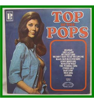 Tp Of The Pops - Various - 725