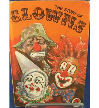 Ladybird book Of The Story Of Clowns