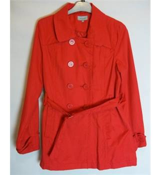 Carrefour  Size: 16 Red  Casual jacket
