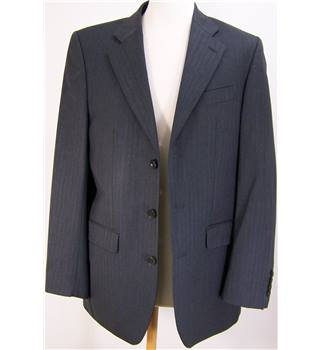 Charles Tyrwhitt - Size: M 38L - Grey - Single breasted suit jacket