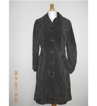 Maddox - Size: 8 - Brown - Suede Coat