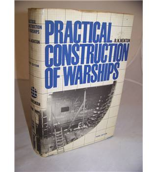 Practical construction of warships - 3rd Edition, 1970