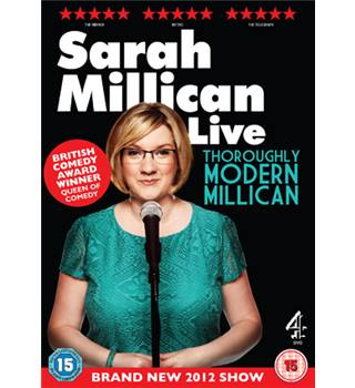 Sarah Millican Live Thoroughly Modern Millican