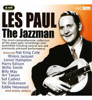 Les Paul, The Jazzman