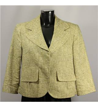 Next Jacket - Pale Green - Size 10 Next - Size: 10 - Green - Smart jacket / coat