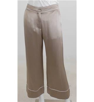 ASOS Size 10 Metallic Stone Trousers