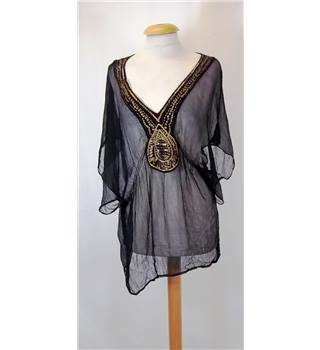 Wallis - Size: L - Black Top
