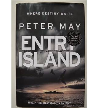 Entry Island - Signed 1st Edition