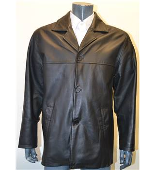 Matinee - Size: S - Black - Leather jacket