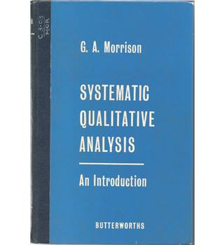 Systematic Qualitative Analysis