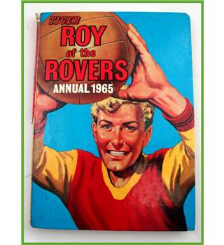 Roy of the Rovers Annual 1965