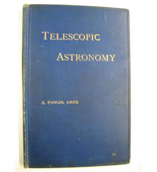 Popular Telescopic Astronomy. How to make a 2-inch telescope and what to see with it.