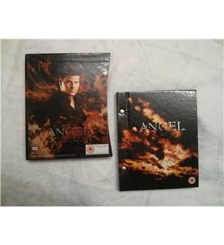 Angel Season Four DVD Collection 15