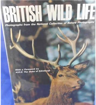British Wildlife: Photographs from the National Collection of Nature Photographs
