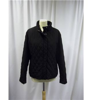 Alex & Co - Size: 18 - Quilted - Black - Jacket