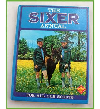 Sixer Annual 1972. For Cub Scouts.
