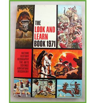 The Look and Learn Book 1971