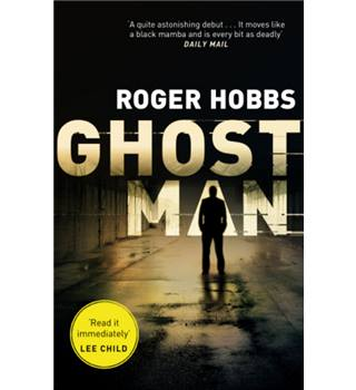 Ghostman by Roger Hobbs