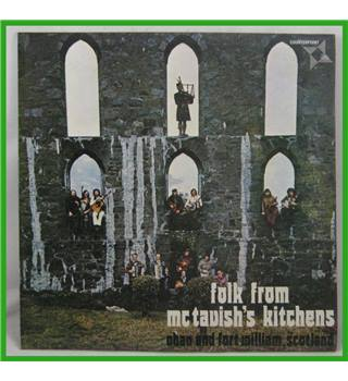 Folk From McTavish's Kitchen - Various - CPT3994