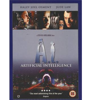 A.I. Artificial Intelligence 12