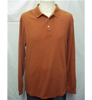 Lands' End - Size: L - Terracotta - Pullover
