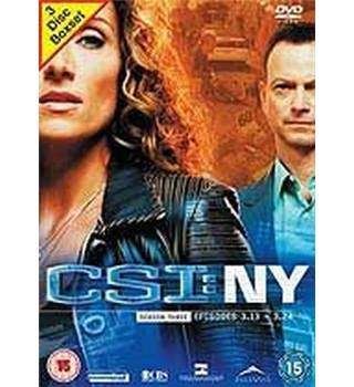 CSI New York - Season 3 - Part 2 15