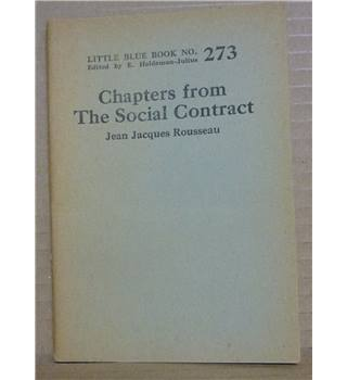 Chapters from The Social Contract: Little Blue Book 273