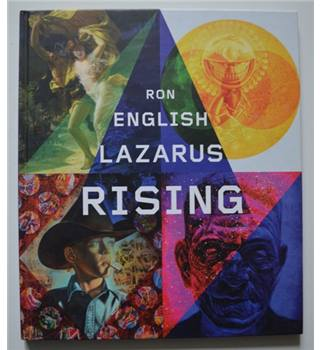 Ron English - Lazarus Rising - Limited Edition