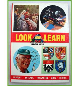Look and Learn Book 1970