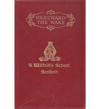 Hereward The Wake - Last of the English - Charles Kingsley - soft leather bound - 1933
