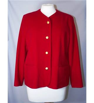 Rowlands red jacket