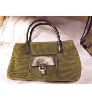 Suzy Smith Handbag Suzy Smith - Size: M - Green - Handbag