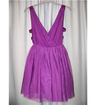 ASOS - Size: 8 - Purple - Mini dress