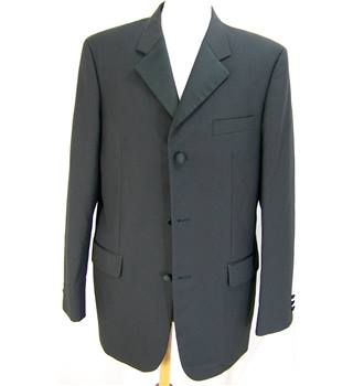 Scott & Taylor - Size: M - Black - Single breasted dinner suit