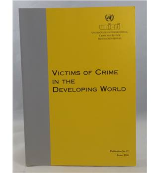 Victims of Crime in the Developing World