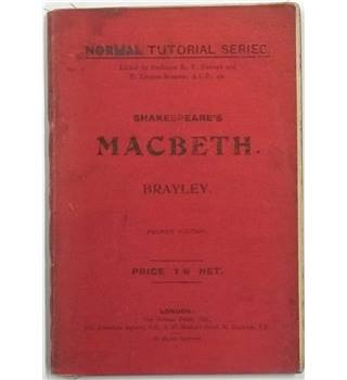 Shakespeare's Macbeth (Fourth Edition, Normal Tutorial Series)